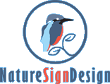 Nature Sign Design