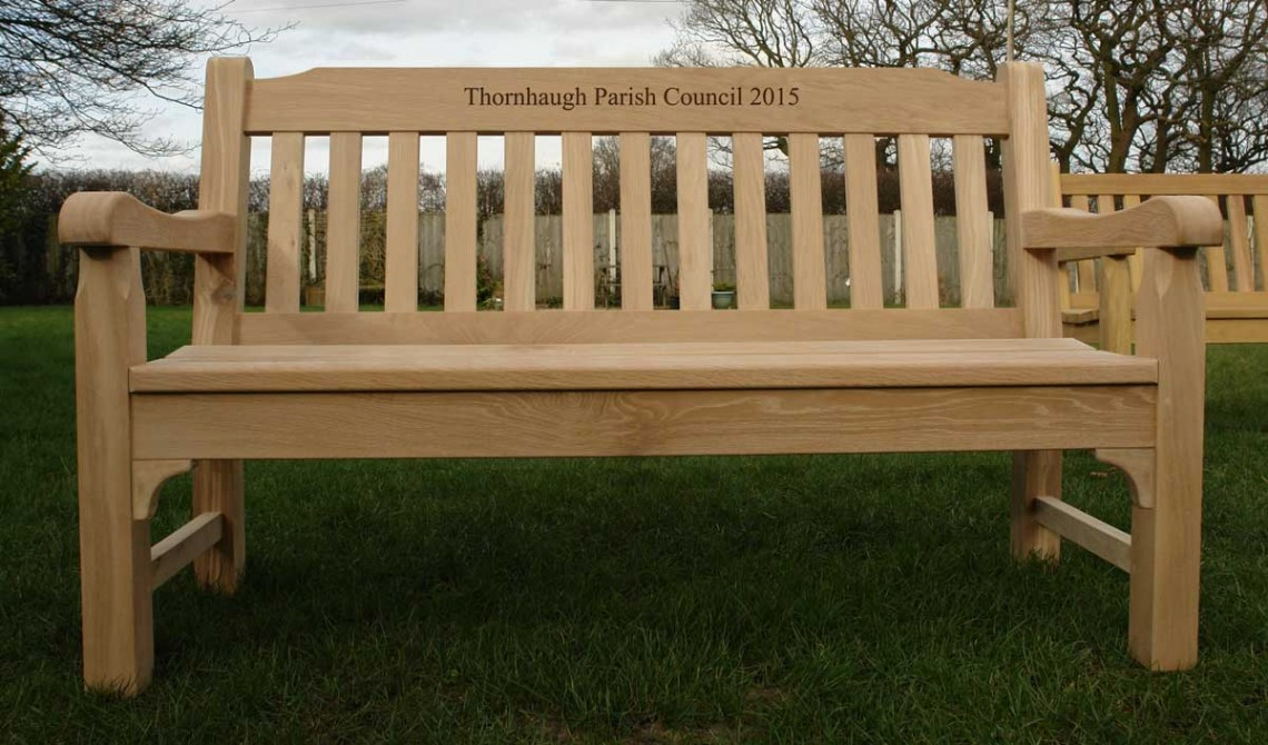 handmade wooden benches oak garden benches made in the united kingdom 8923