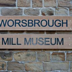 worsbrough mill museum wall hanging