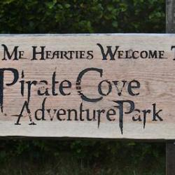pirate cove adventure park