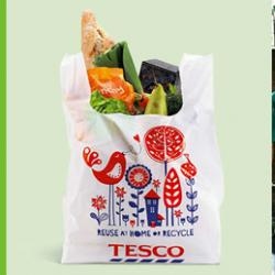 Tesco Bags of Help - Nature Sign Design