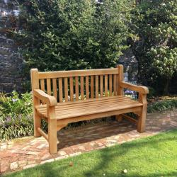 highgrove memorial bench