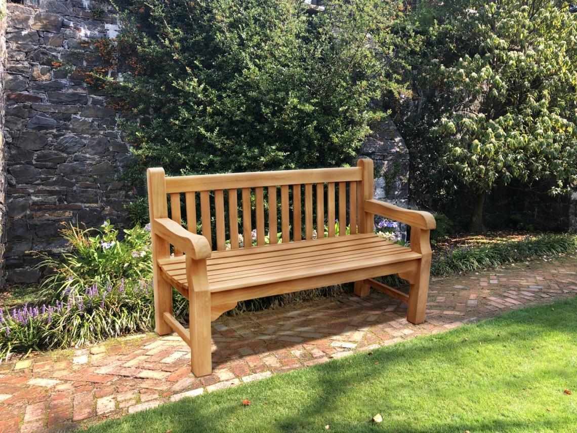 highgrove memorial bench