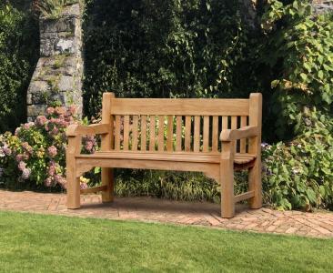 cambridge teak benches