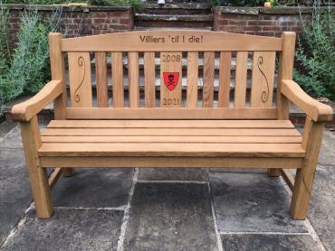 eton oak bench